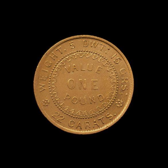 1852-Adelaide-Pound-II-OBV-good-EF-October-2019