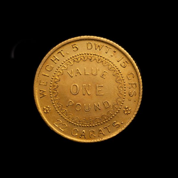 1852-Adelaide-Pound-Type-II-Obv-Tech-gEF-April-2020