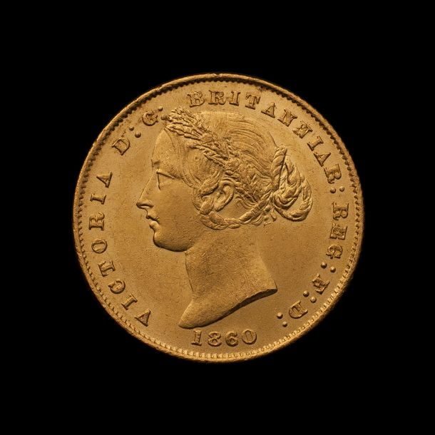 1860-Sydney-Mint-Sovereign-Obv-TECH-June-2020