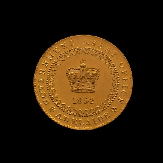 1852-Adelaide-Pound-nr-Unc-TECH-Rev-July-2020