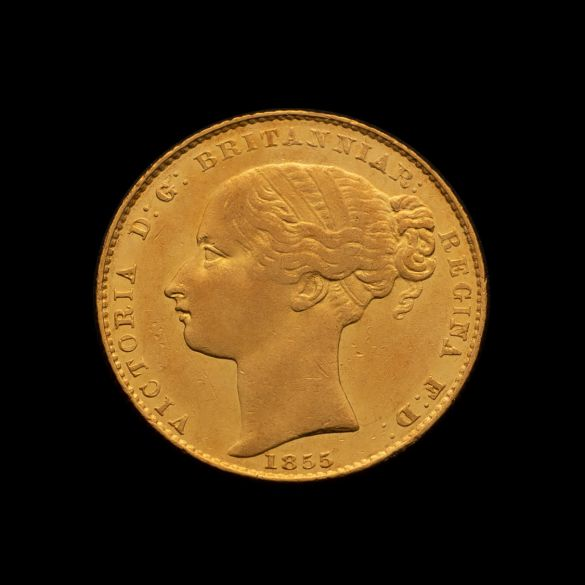 1855-Sydney-Mint-Sov-gEF-aUnc-Obv-TECH-July-2020