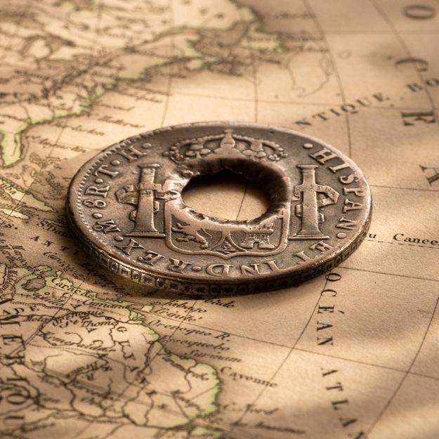 1808-Pierced-Dollar-VF-Mexico-Obv-SQ-August-2020