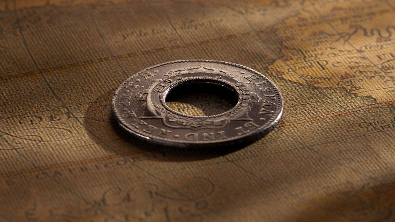 1808-Holey-Dollar-Mexico-Mint-OBV-1-gVF-aEF-August-2020