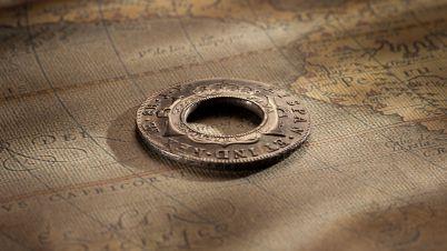 1808-Lima-Mint-Holey-Dollar-gEF-September-2020