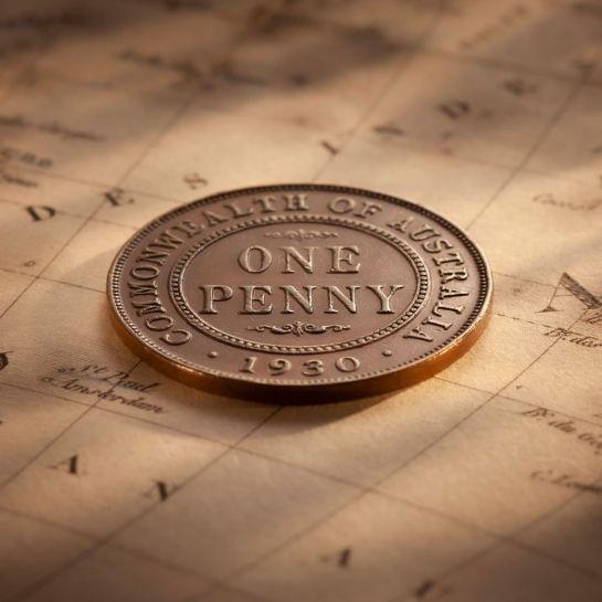 1930-Penny-gVF-SQ-October-2020