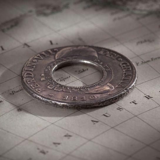 1810-Ferdinand-Holey-Dollar-November-2020