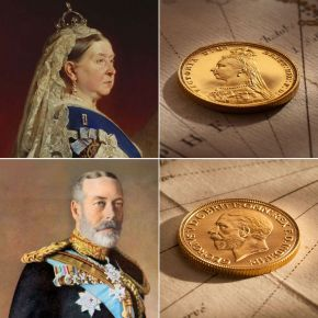 AUSTRALIA'S PROOF SOVEREIGNS
