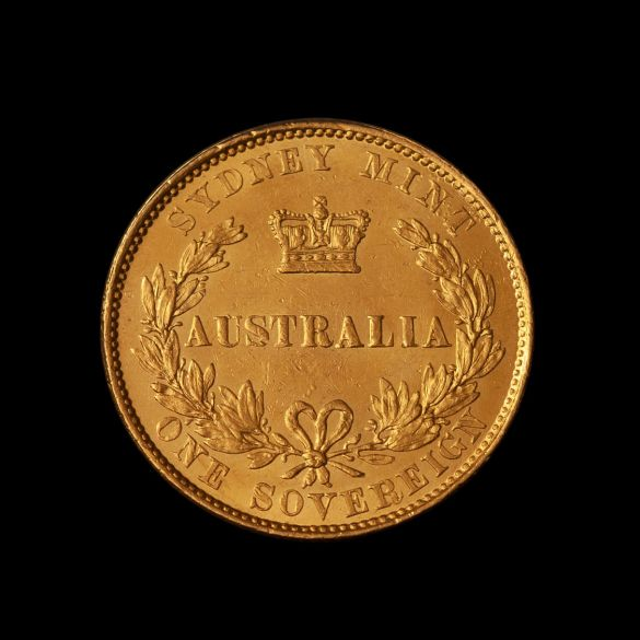 1855-Sydney-Mint-Sov-good-EF-Rev-November-2020