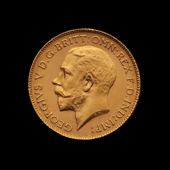 1918-Perth-Mint-Half-Sovereign-Obv-Unc-TECH-January-2021