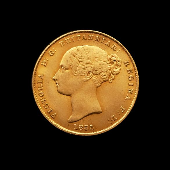 1855-Sydney-Mint-Half-Sovereign-Obv-EF-TECH-January-2021