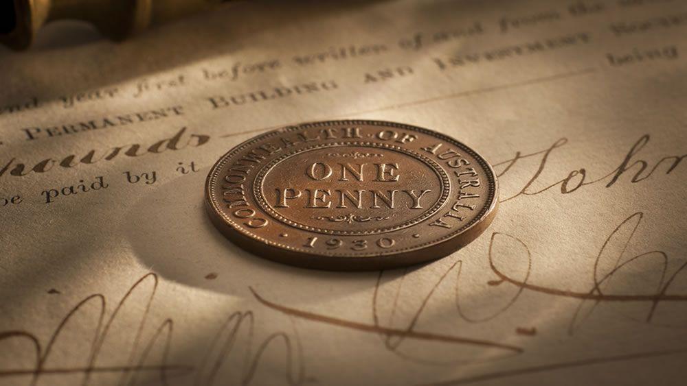 1930 Penny VF rev - Shume 161118-336