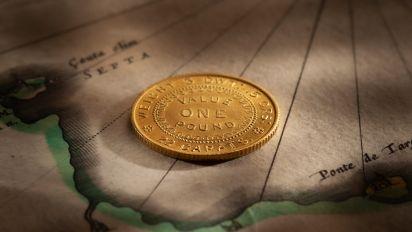 1852-Adelaide-Pound-aUnc-Obv-37393-March-2021