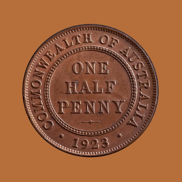 1923-Halfpenny-chUNC-rev-36525-June-2021