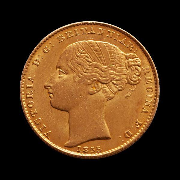 1855-Sydney-Mint-Sovereign-Unc-Obv-TECH-36932-July-2021