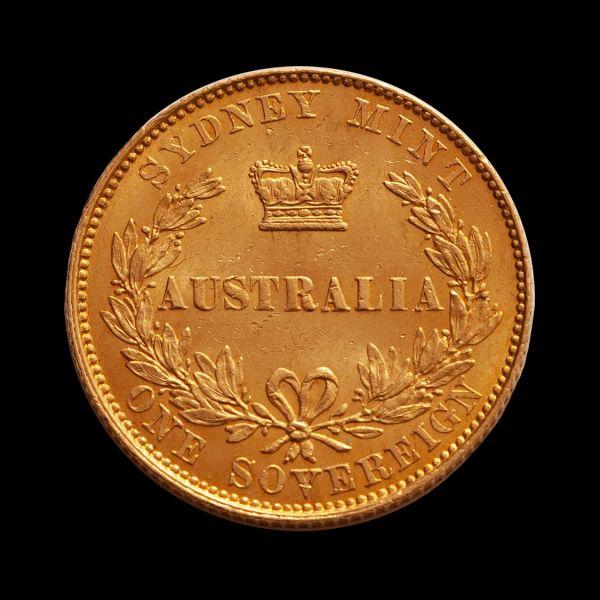 1855-Sydney-Mint-Sovereign-Unc-Rev-TECH-36932-July-2021