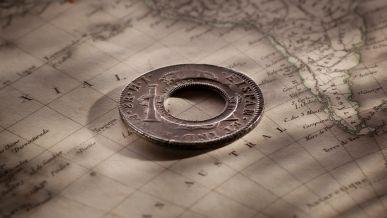 1813-Holey-Dollar-EF-Ferdinand-VI-1809-Mexico-OBV-40760-July-2021