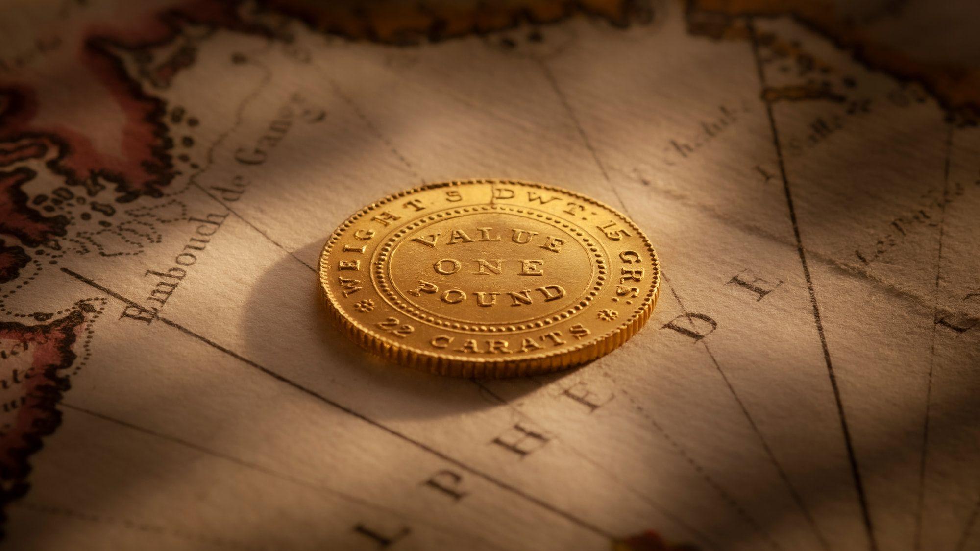 1852-Adelaide-Pound-cracked-die-Rev-aUNC-41431-August-2021