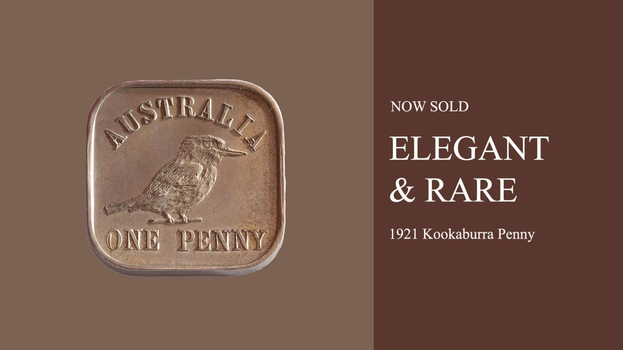 Banner-1921-Kooka-Square-Penny-SOLD-Type-11-37404-August-2021