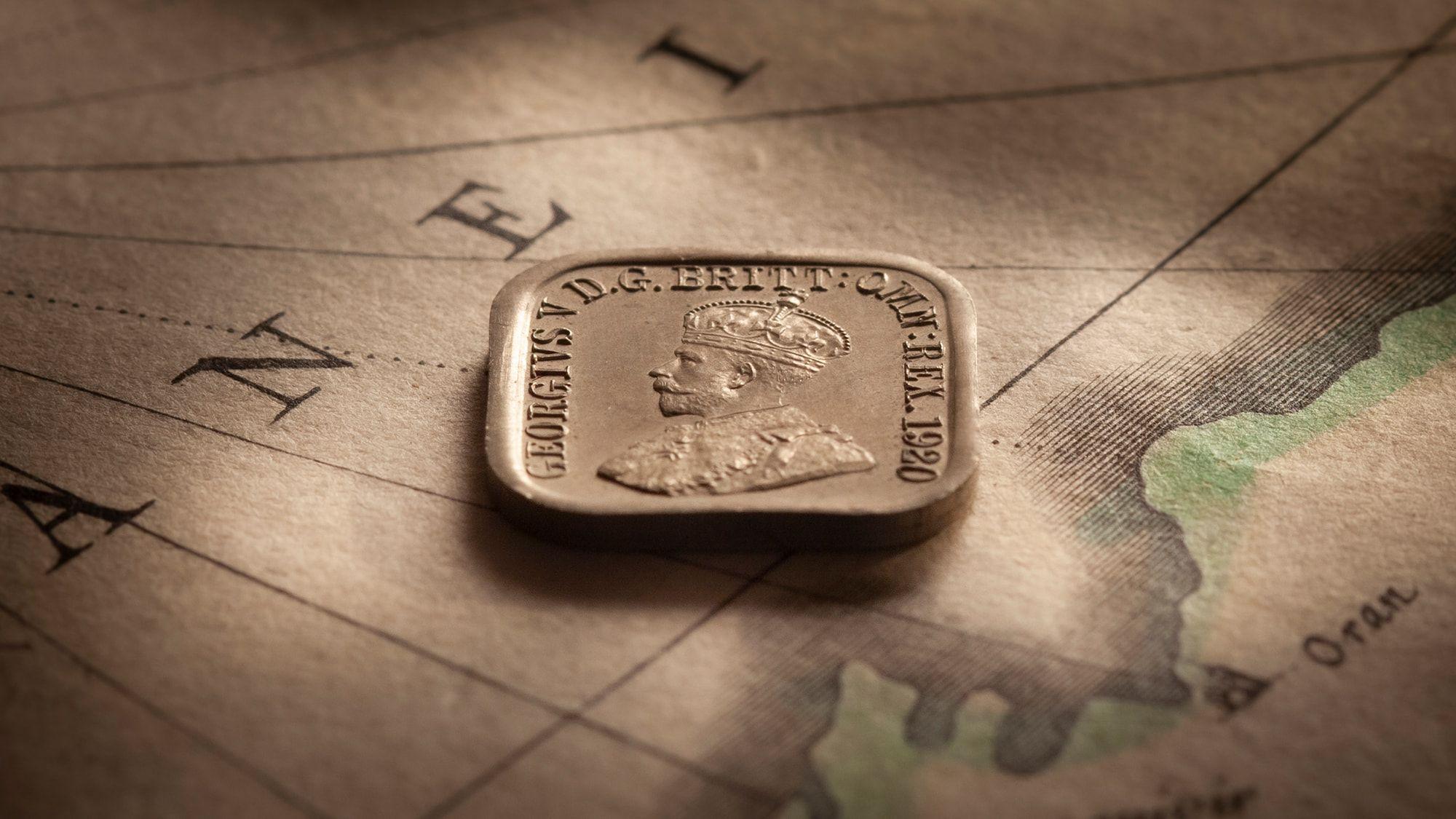 1920-Square-Kookaburra-Penny-2-T10-Obv-MOOD-41784-September-2021