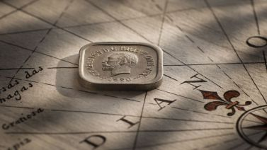 1920 Type 7 Square Penny