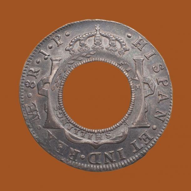 1808-Lima-Mint-Holey-Dollar-gEF-Rev-TECH-31683-September-2021