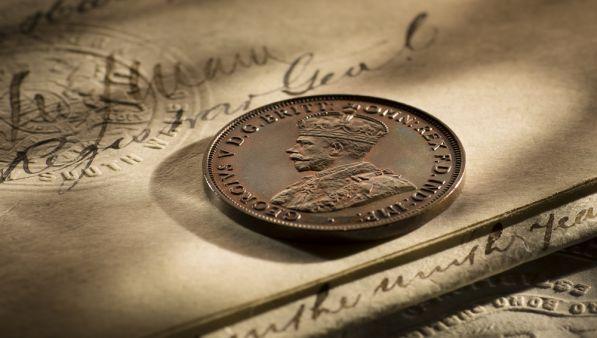 1916 Specimen Penny