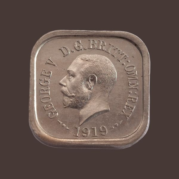1919-Square-Penny-Type-3-Choice-Unc-TECH-Obv-42532-September-2021
