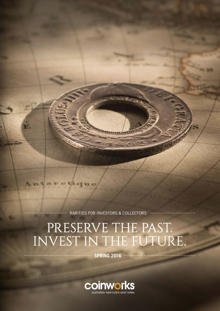 Preserve the past. Invest in the future