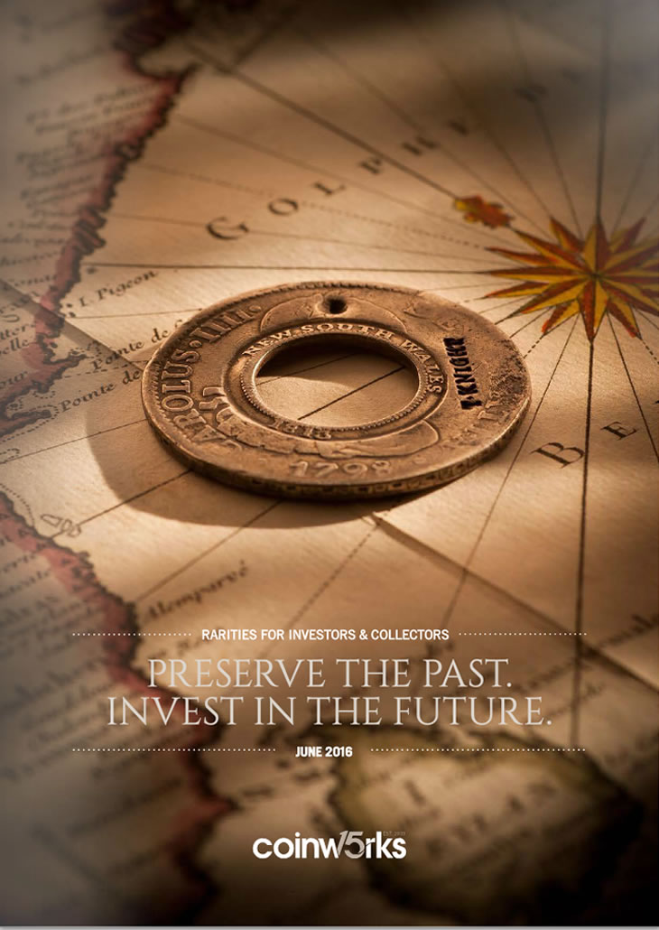 Winter 2016 - Preserve the past. Invest in the future