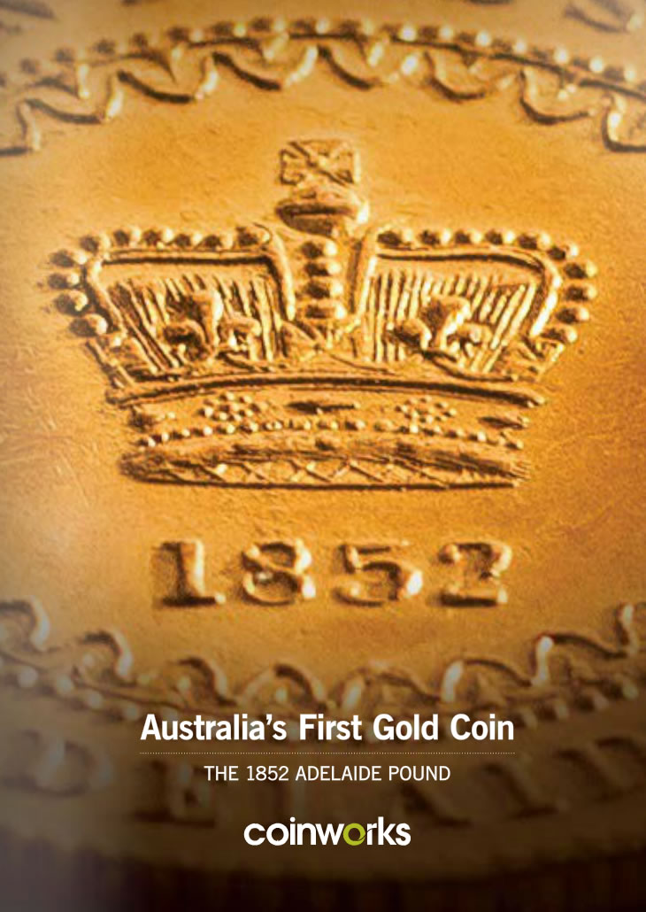 Australia's First Gold Coin